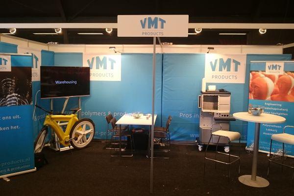 VMT op de kunststoffenbeurs in Veldhoven